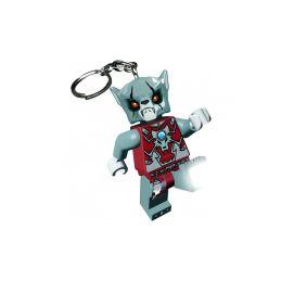 LEGO svítící klíčenka - Chima Worriz - 1
