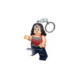 LEGO svítící klíčenka - Super Heroes Wonder Woman - 1