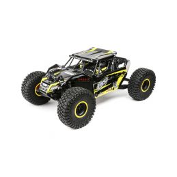 Losi Rock Rey Rock Racer 1:10 4WD AVC RTR žlutý - 1