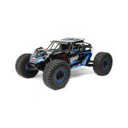 Losi Rock Rey Rock Racer 1:10 4WD AVC RTR modrý - 1