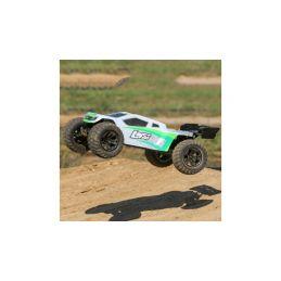 Losi Tenacity-T Truggy 1:10 4WD RTR AVC modrá - 8