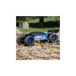 Losi Tenacity-T Truggy 1:10 4WD RTR AVC modrá - 12