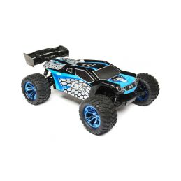 Losi Tenacity-T Truggy 1:10 4WD RTR AVC modrá - 19