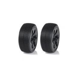 "Medial Pro kolo 3.3"" SC Raptor H12/22mm, pneu Razor M4 (pár) - 1"