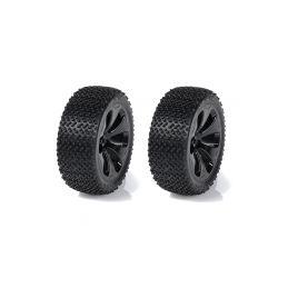 "Medial Pro kolo 3.3"" SC Raptor H12/22mm, pneu Matrix M4 (pár) - 1"
