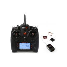Spektrum DX8 G2 DSMX, AR8010T - 1
