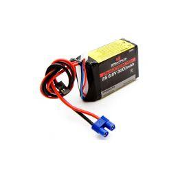 Spektrum baterie přijímače LiFe 6.6V 3000mAh - 1