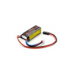 Spektrum baterie přijímače LiFe 6.6V 300mAh - 1