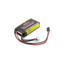 Spektrum baterie přijímače LiFe 6.6V 900mAh - 1
