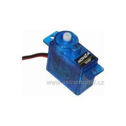 Servo MONZA 1,7kg.cm 0,10s/60° 4,8-6V Micro - 1