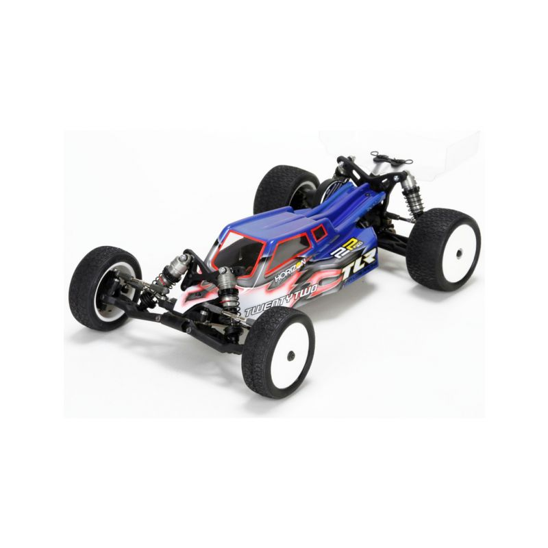 TLR 22 3.0 1:10 2WD Race Buggy Kit - 1
