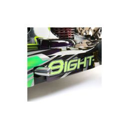 TLR 8ight-X Buggy 1:8 Race Kit - 15