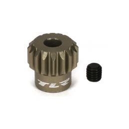 TLR pastorek 16T 48DP 3.17mm hliník - 1