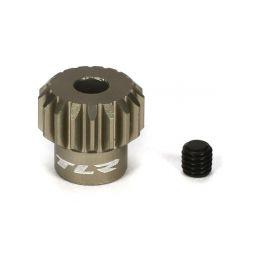 TLR pastorek 17T 48DP 3.17mm hliník - 1