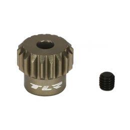 TLR pastorek 18T 48DP 3.17mm hliník - 1