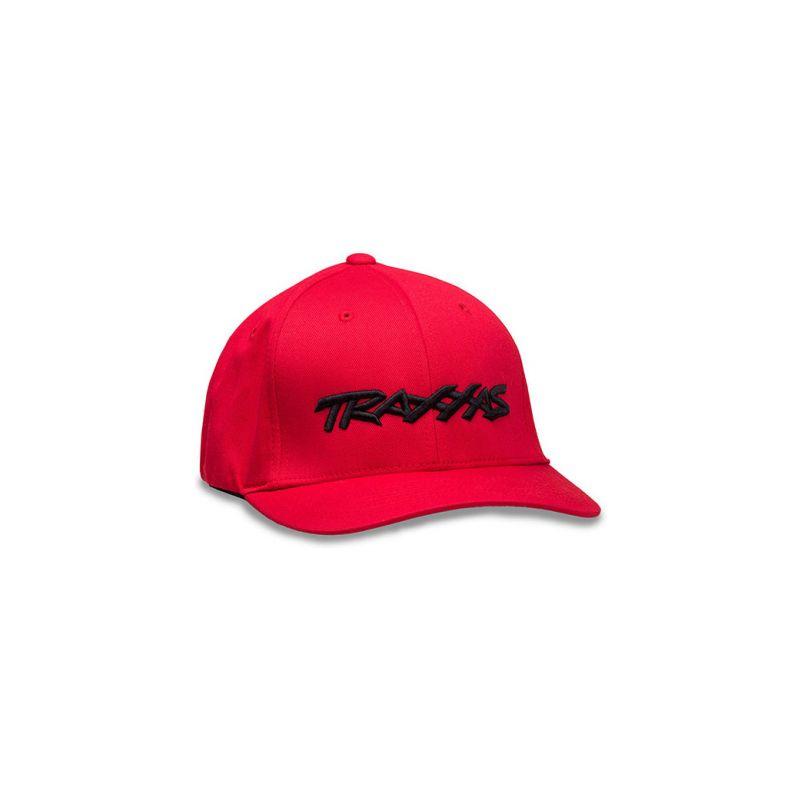Traxxas kšiltovla červená SM - 1