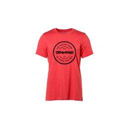 Traxxas tričko Radio Control červené L - 1