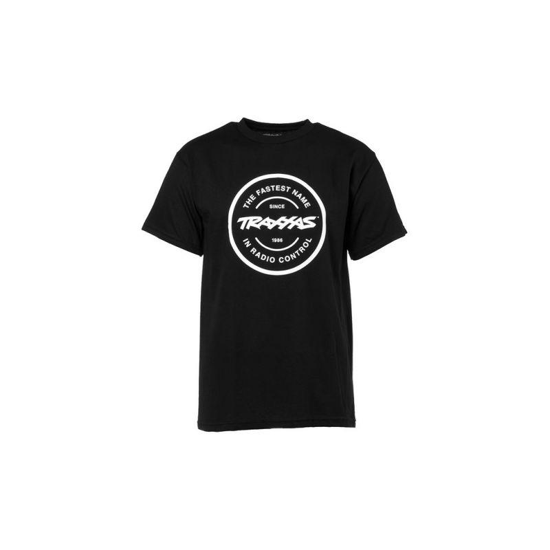 Traxxas tričko Radio Control černé M - 1