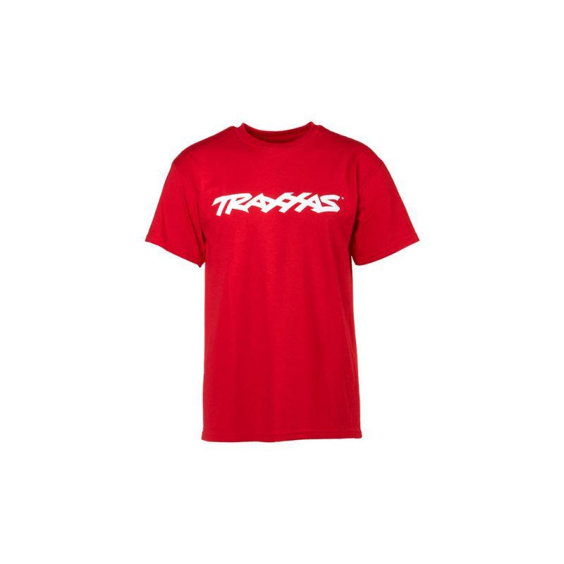 Traxxas tričko s logem TRAXXAS červené M - 1