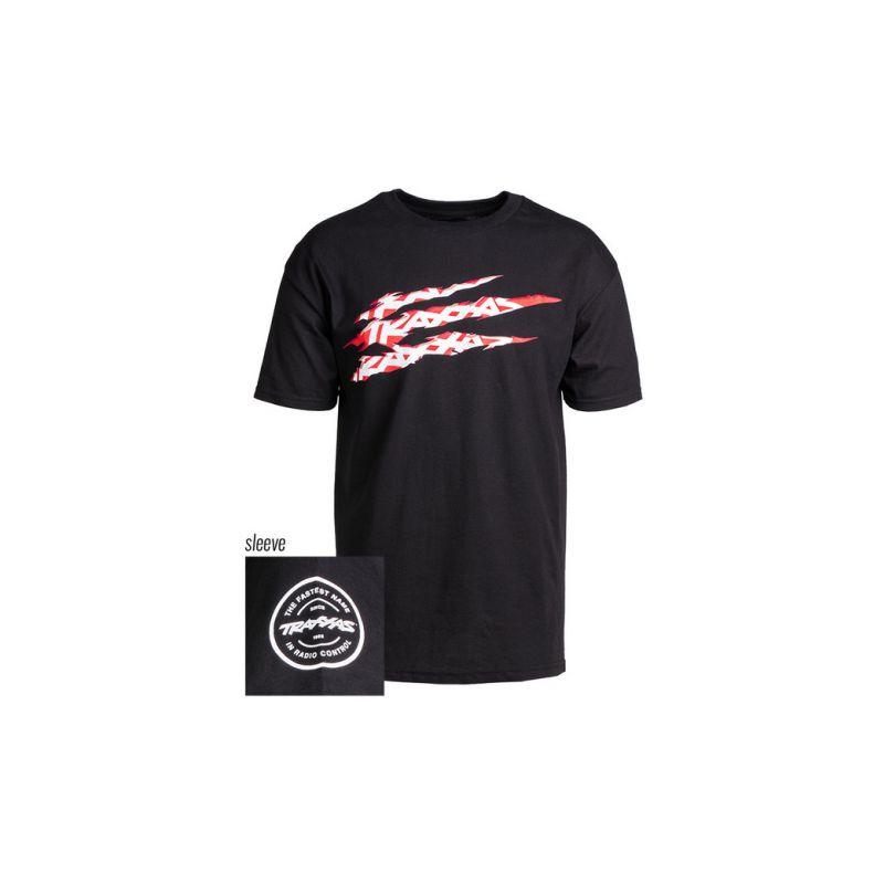 Traxxas tričko SLASH černé XL - 1
