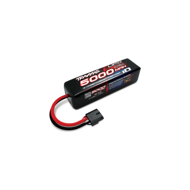Traxxas LiPo baterie 14.8V 5000mAh 25C iD dlouhá - 1