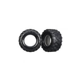 """Traxxas pneu 4.3/5.7"""" Maxx AT, vložka (pár) - 1"""