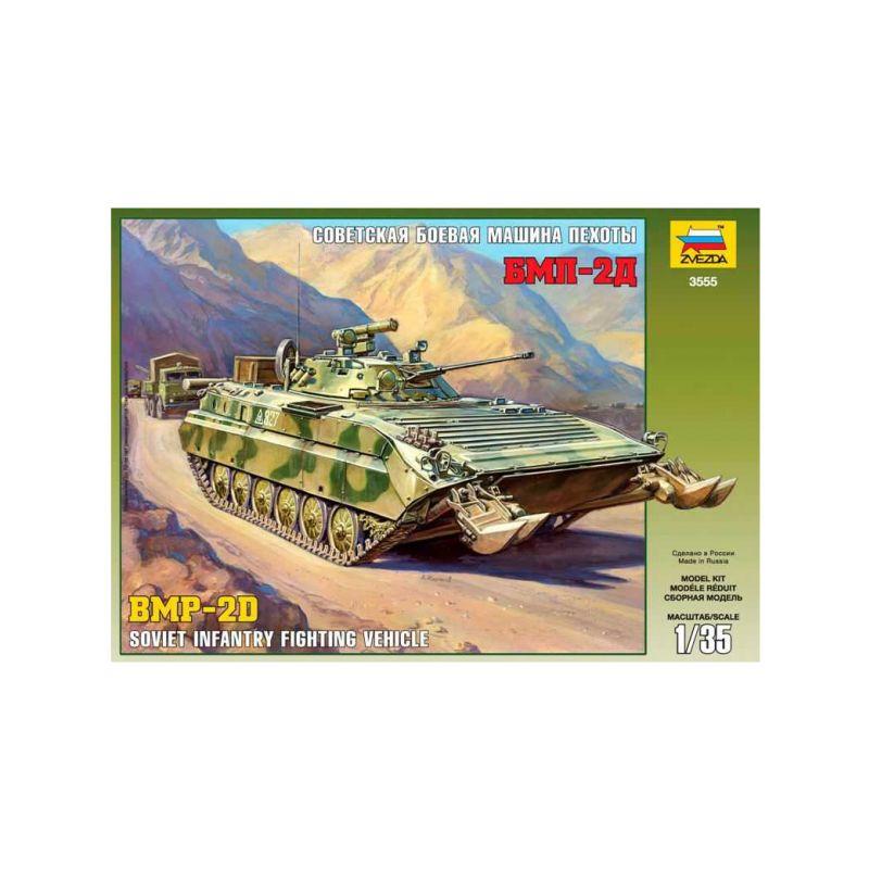 Zvezda BMP-2D (1:35) - 1