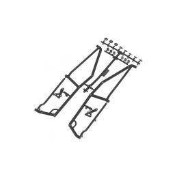 Axial boky trubkového rámu - 1