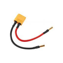 Arrma kabel nabíjecí XT90 s 4 mm kolíky - 1