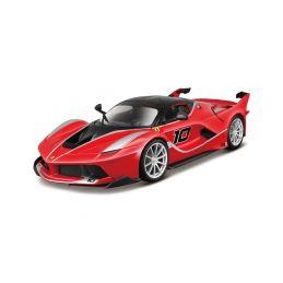 Bburago Ferrari FXX K 1:18 červená metalíza - 1
