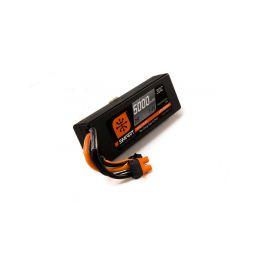Spektrum Smart LiPo 7.4V 5000mAh 30C HC IC3 - 1