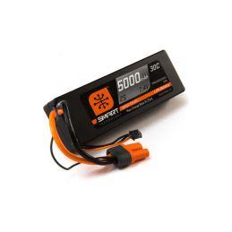 Spektrum Smart LiPo 7.4V 5000mAh 30C HC IC5 - 1