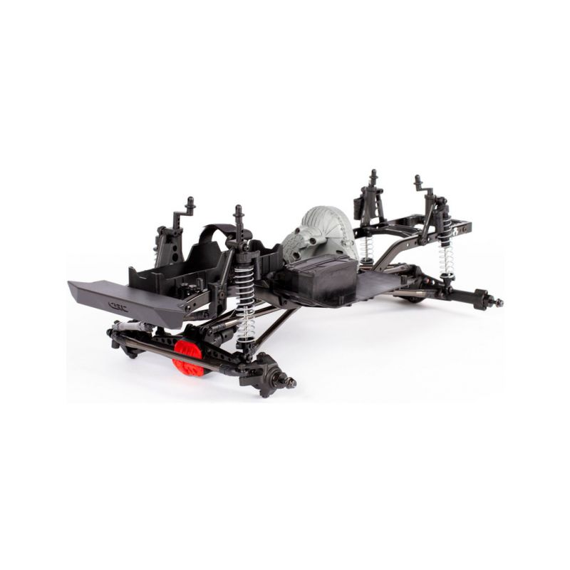 Axial SCX10 II 1:10 Raw Builders Kit - 1