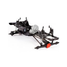 Axial SCX10 II 1:10 Raw Builders Kit - 4
