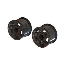 """Arrma disk kola Mt 2.8"""" 14mm černý chrom (2) - 1"""