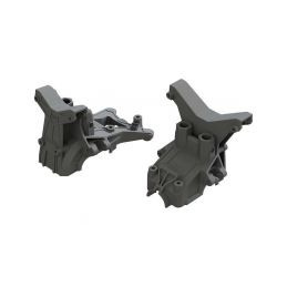 Arrma držák převodovky přední/zadní, držák tlumičů - 1