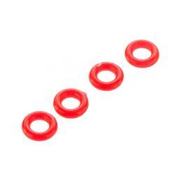 Arrma O-kroužek P-3 3.5x1.9mm červený (4) - 1
