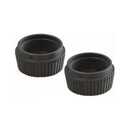 Arrma krytka tlumiče spodní hliníková černá (2) - 1