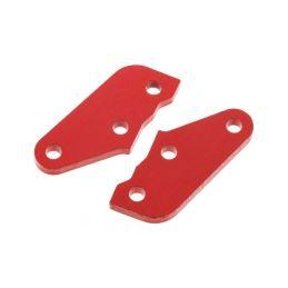 Arrma příčka řízení A hliníková červená (2) - 1