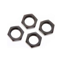 Arrma matice kola 17mm černá hlíník (4) - 1