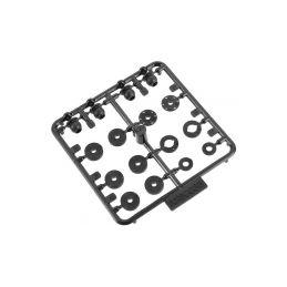 Axial díly tlumiče 10mm - 1
