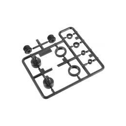 Axial krytka tlumiče 10mm - 1