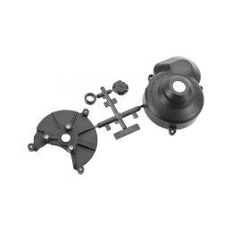 Axial kryt hnacího kola převodovky - 1