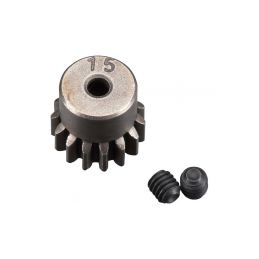 Axial pastorek 15T 32DP 3.17mm - 1
