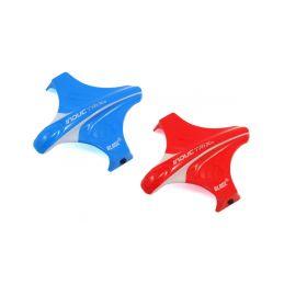 Blade kabina modrá a červená: Inductrix - 1
