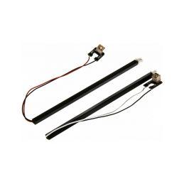 Blade rameno pravé s bílou LED (2): Ozone - 1