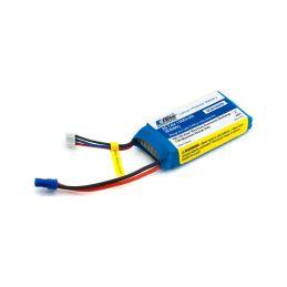 E-flite LiPo 7.4V 1300mAh 20C EC2 - 1