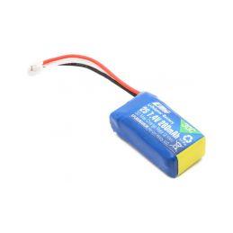 E-flite LiPo 7.4V 280mAh 30C JST-PH - 1