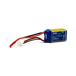 E-flite LiPo 11.1V 300mAh 30C JST - 1