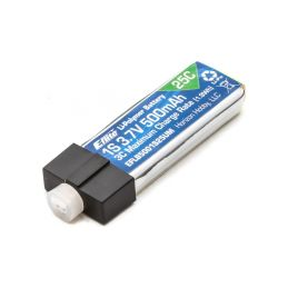 E-flite LiPo 3.7V 500mAh 25C UMX - 1